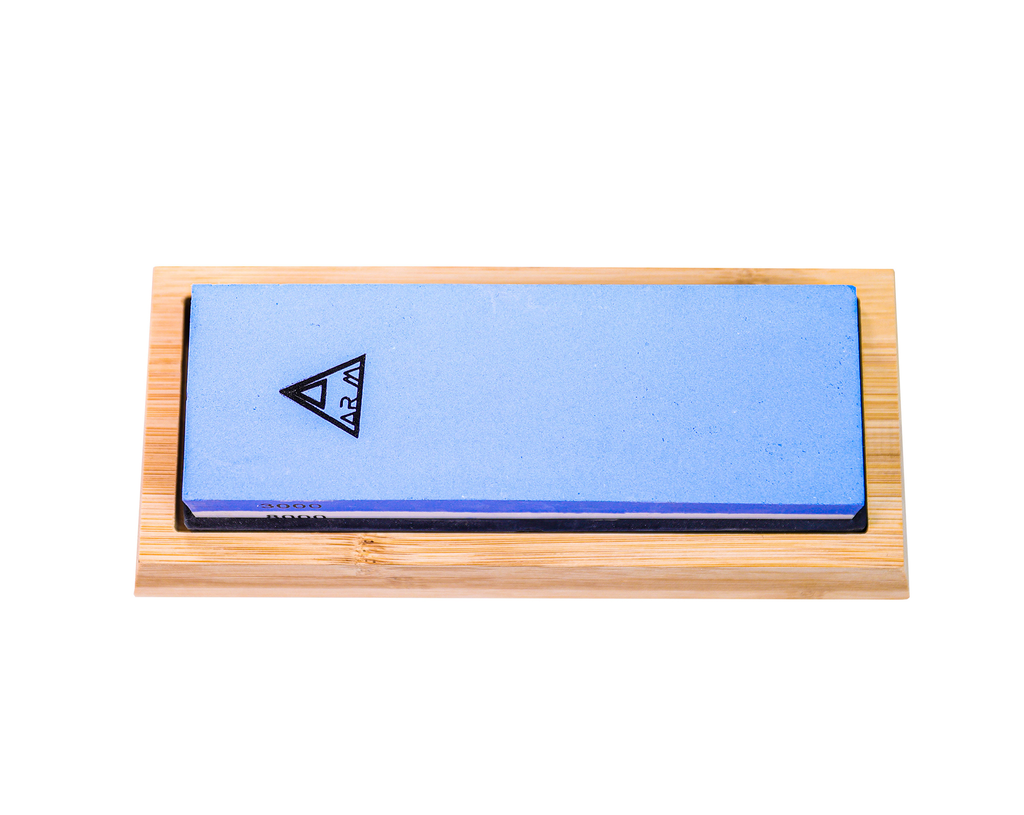 3000/8000 grit sharpening stone by AR-M