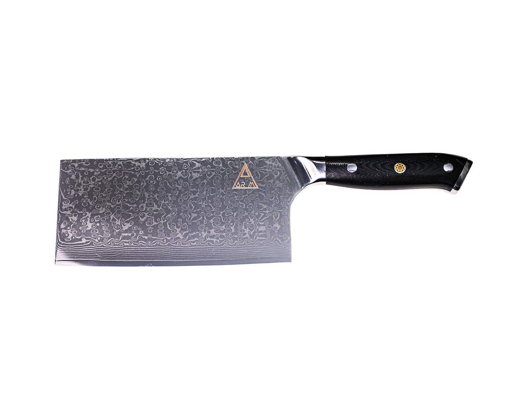 7 inch cleaver by AR-M