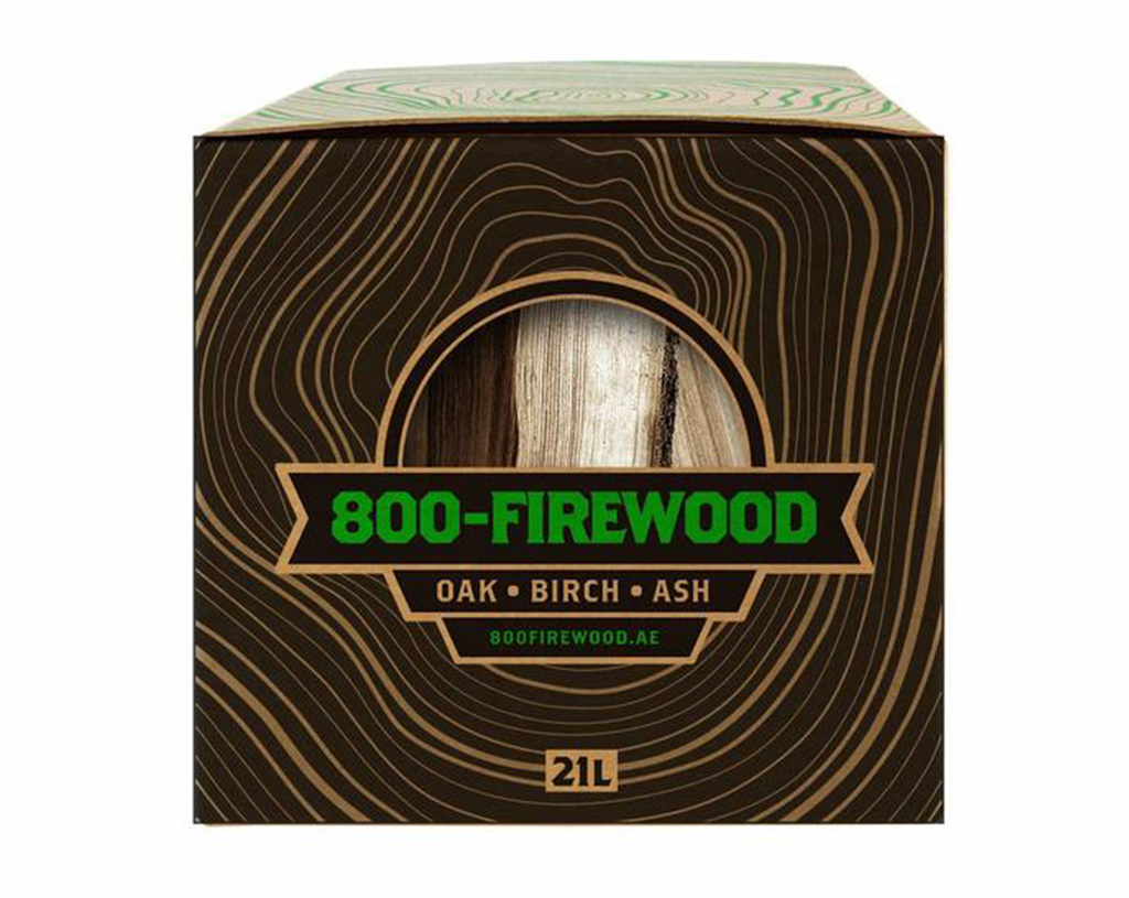 21L Box Birch Firewood