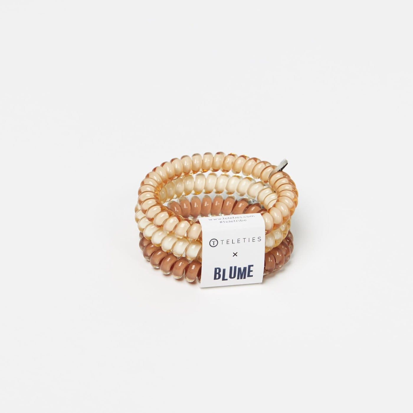 Blume x TELETIES Hair Ties
