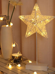 Star Shaped Table Lamp