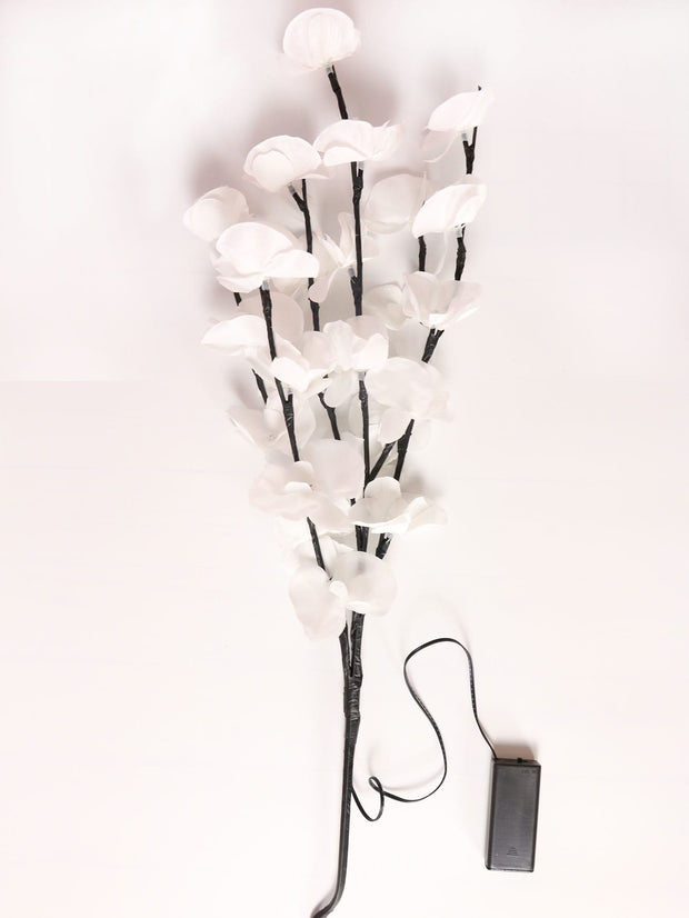 1pc Branch Light With 24pcs Bulb 4.5V