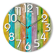 Modern Silent Large Decorative Wall Clock