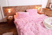 Fluffy Plush Couverture et Plaids Bedspread/Throw Blankets - Perks and Bliss