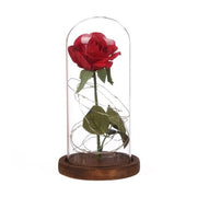 P&B LED Red Rose Lamp