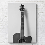 Vintage Creative Music Wall Art Canvas Painting