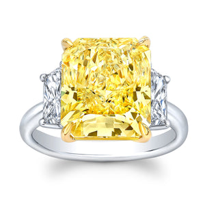 Yellow Diamond Jewelry Collection