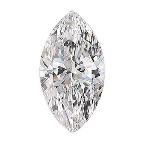 1.26 ct. Marquise Cut Diamond H SI2 EGL USA