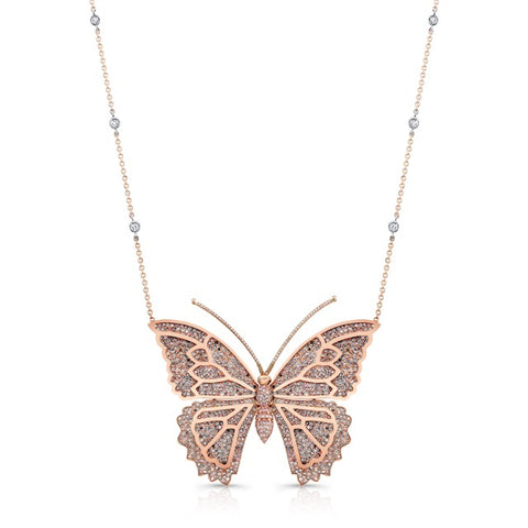 Diamond Butterfly - Mizrahi Diamonds