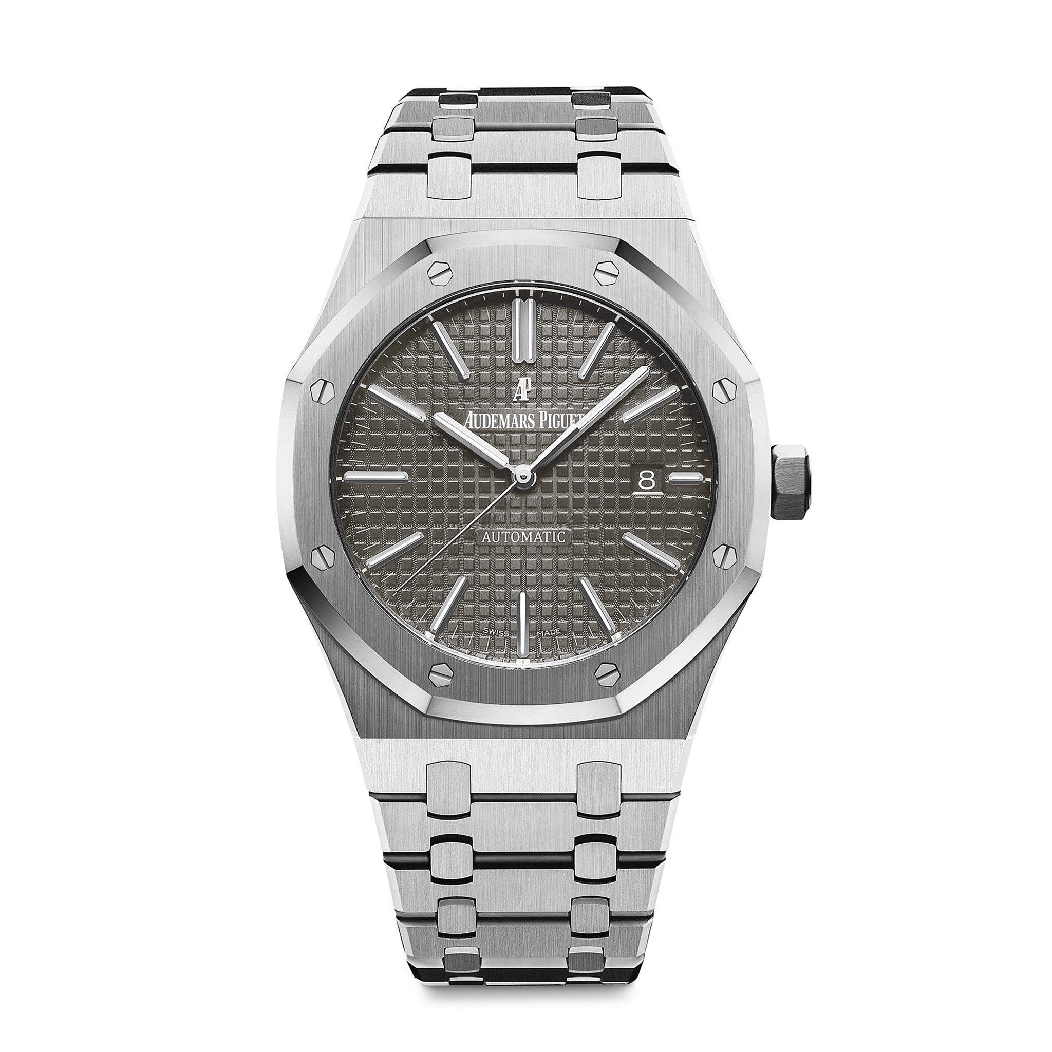 Audemars Piguet Royal Oak Stainless Steel - Mizrahi Diamonds