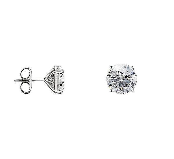 Diamond Earrings - Mizrahi Diamonds