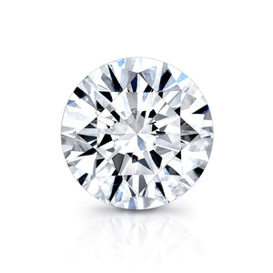 1.21 E VVS2 Round Brilliant GIA Certified - Mizrahi Diamonds