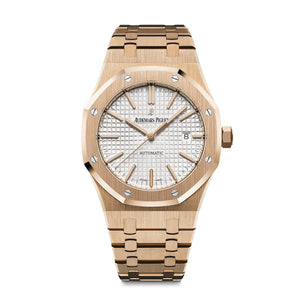 Audemars Piguet Royal Oak Rose Gold - Mizrahi Diamonds