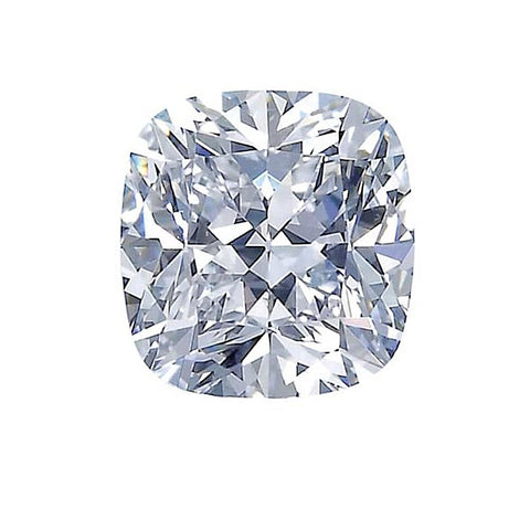 1.50 Carat Cushion Cut Diamond GIA Certified F SI1