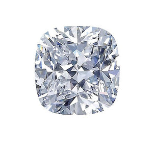 1.50 Carat Cushion Cut Diamond GIA Certified - Mizrahi Diamonds