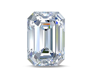 1.3 Carat Emerald Cut loose diamond GIA