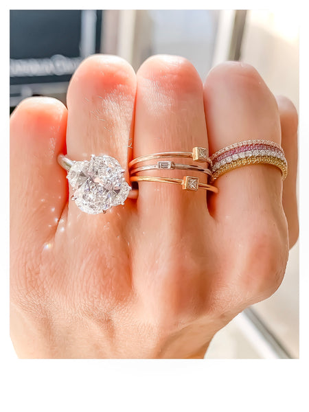 Stackable rings, Celebrity