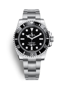 Rolex Submariner Stainless Steel - Mizrahi Diamonds