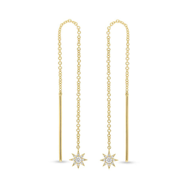 Shooting Star Earring