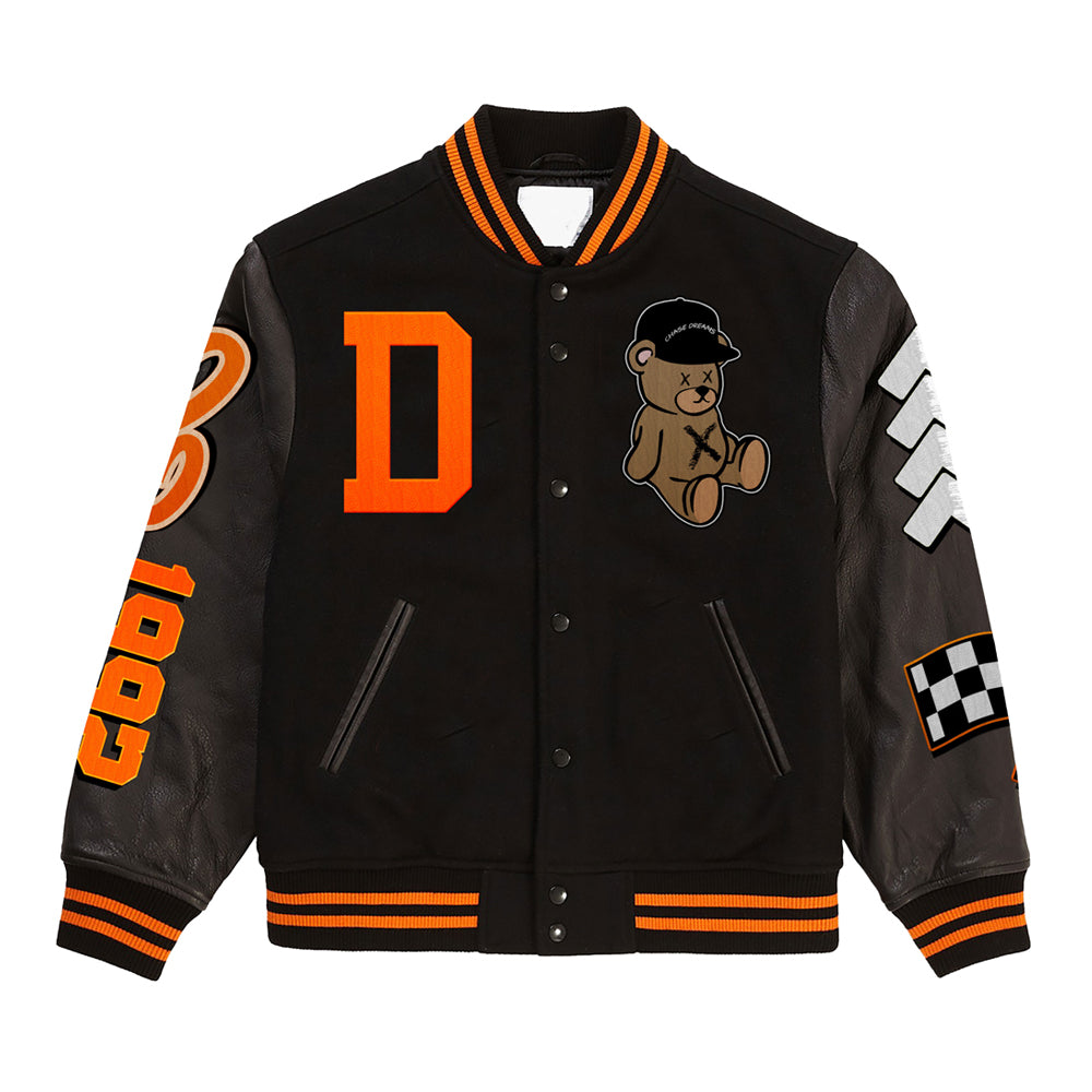 DREAMS TEAM VARSITY JACKET  (Pre-Order)