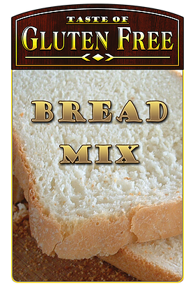 Taste Gluten Free Bread Mix