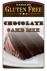 Taste Gluten Free Chocolate Cake Mix