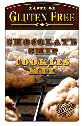 Taste Gluten Free Chocolate Chip Cookies Mix