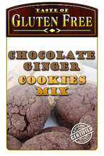 Taste Gluten Free Chocolate Ginger Cookies Mix