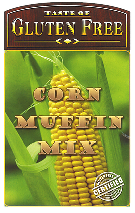 Taste Gluten Free Corn Muffin Mix