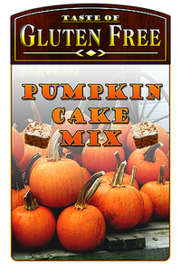 Pumpkin Cake Mix