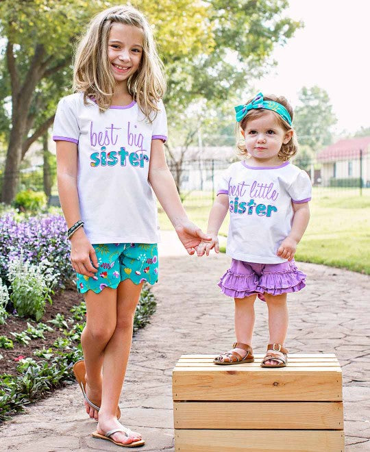 Sweet Meadows Little Sis Tee