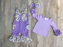 Serendipity Romper and shirt with Headband