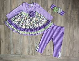 Serendipity Dress with Leggings and Headband
