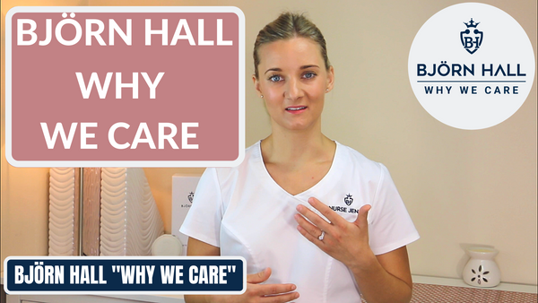 Björn Hall Why We Care - Giving Back To Nurses!