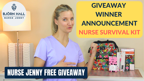 Nurse Survival Kit Winner Anouncement