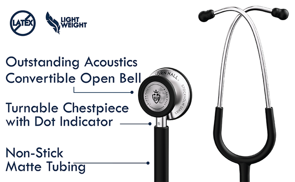 Bjorn Hall Stethoscope Features