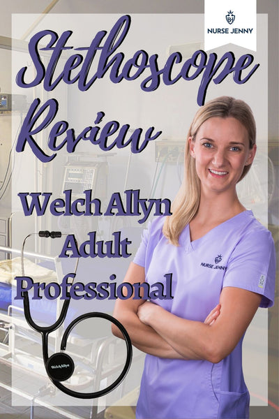 Welch Allyn Professional Adult Stethoscope Unboxing