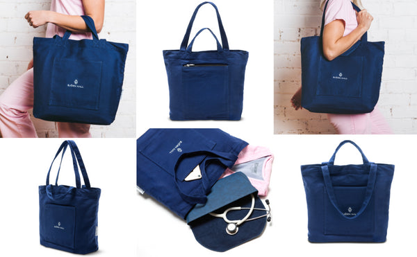 Bjorn Hall Tote Bag