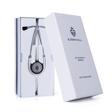 USA ONLY - Björn Hall White Stainless Steel Stethoscope