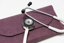 Björn Hall Stethoscope Carrying Case – Crushed Violet
