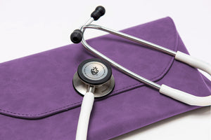 Björn Hall Stethoscope Carrying Case – Purple Rain