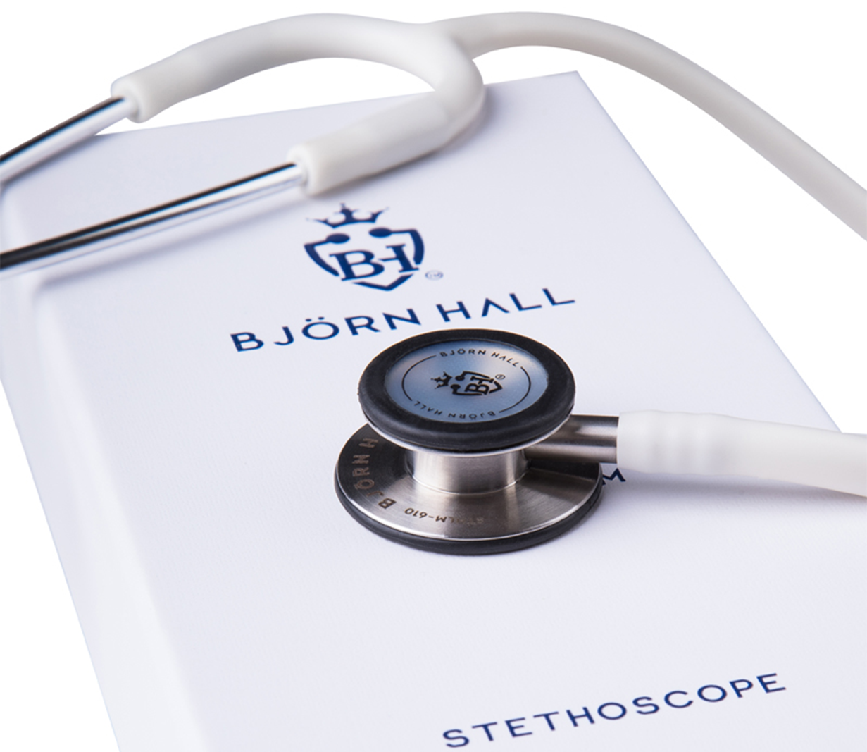Dual Head Stethoscope With Bell And Diaphragm