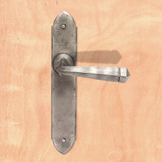 Image: Antique Pewter Handles