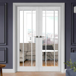 Interior Rebated Double Door Pairs