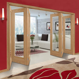 Internal Bi-Folding Doors