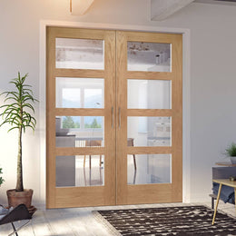 Interior Pairmaker Double Doors
