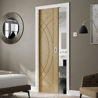 Single Pocket Doors