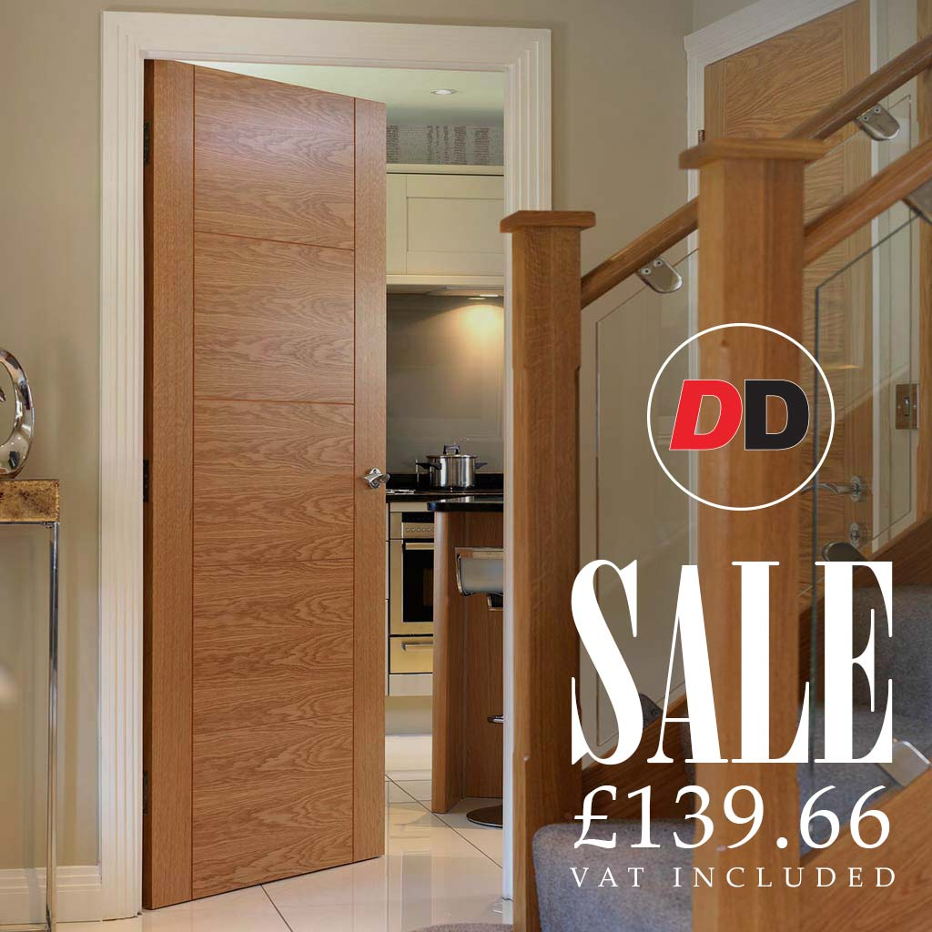 door on offer