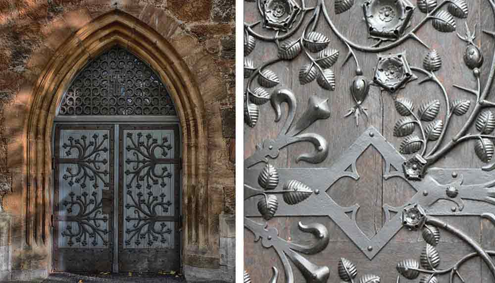 decorative-door-craftmanship