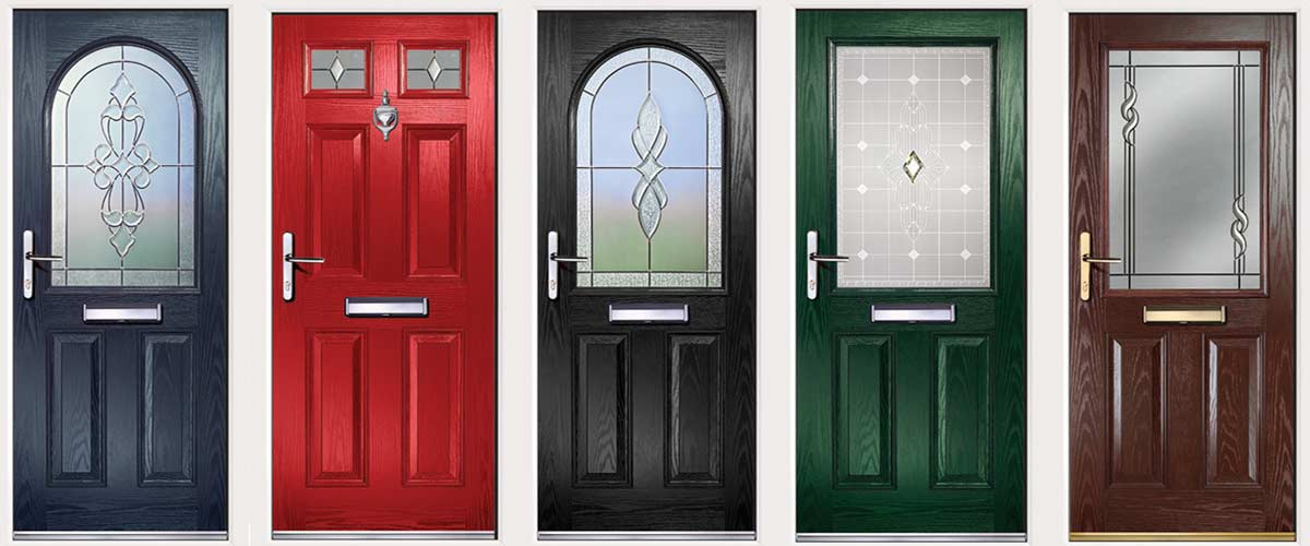 How to measure for a Pvc or Composite door and make it secure New Door In Existing Frame on